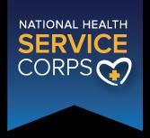NHSC banner logo